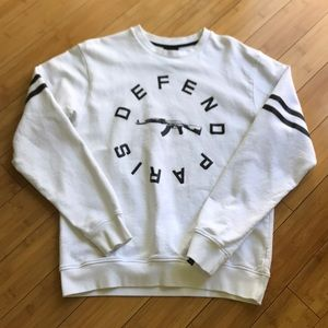 Other - Defend Paris Crewneck sweatshirt